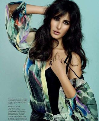 Katrina Kaif Vogue Wallpapers