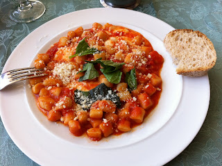 Gnocchi alla Sorrentina, named after Sorrento
