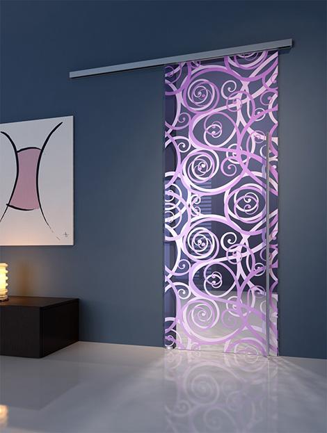 Las puertas son perfectas para todo tipo de ambientes, desde una cocina a un salón, aunque donde mejor quedan es en estudios o en dormitorios. Para gustos, diseños, ¡y nunca mejor dicho!.