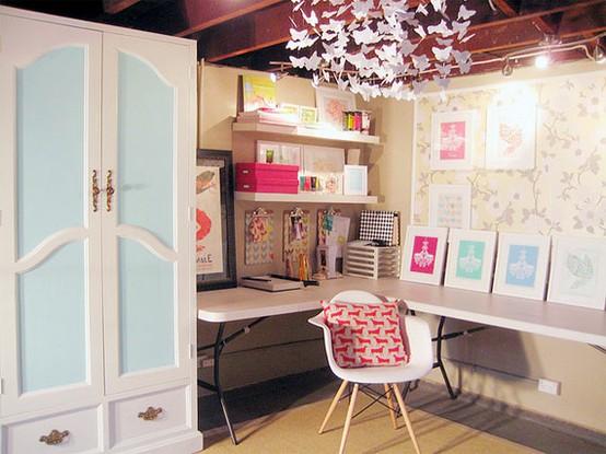 fern flora inspiring basement studios
