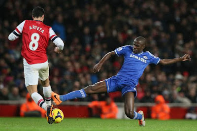 EPL Chelsea vs Arsenal Match  streaming hd