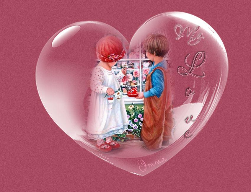 Il mio mondo pensierini di san valentino for Pensierini di san valentino