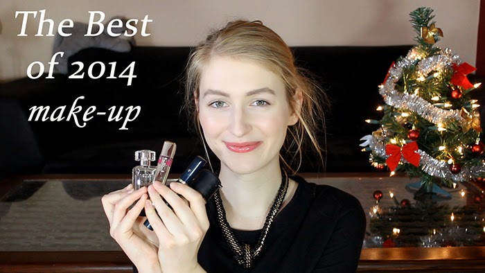 The Best of 2014 - Make-up SimplyTheBest Blog Ewa Sularz