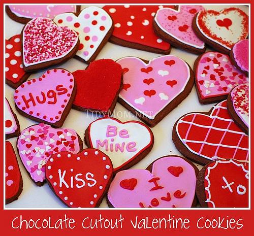 Шоколад своими руками на валентина