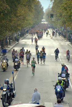 Partenza Maratona di Palermo 2011