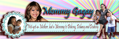 Mommy Gagay's Header Banner