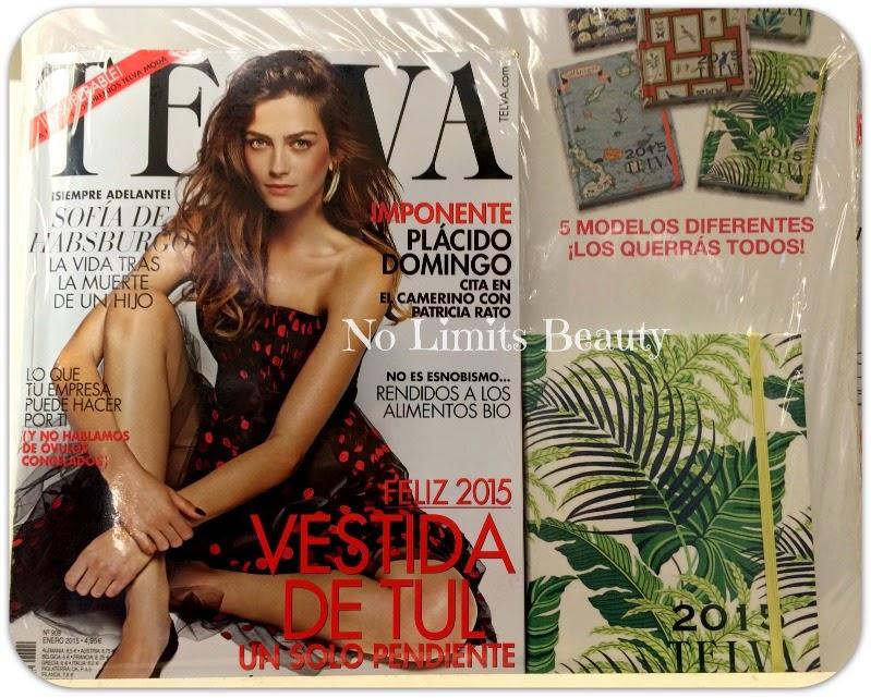 Regalos revistas Enero 2015: Telva