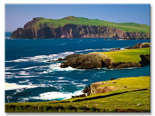 Sybil Head en la peninsula de Dingle