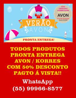 {Toda Pronta Entrega Avon c/ 50% Desconto}