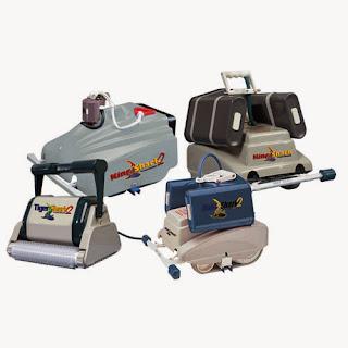 水底吸塵機(器)出租賃服務