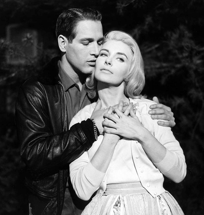 Love those classic movies in pictures paul newman for Paul newman joanne woodward love story