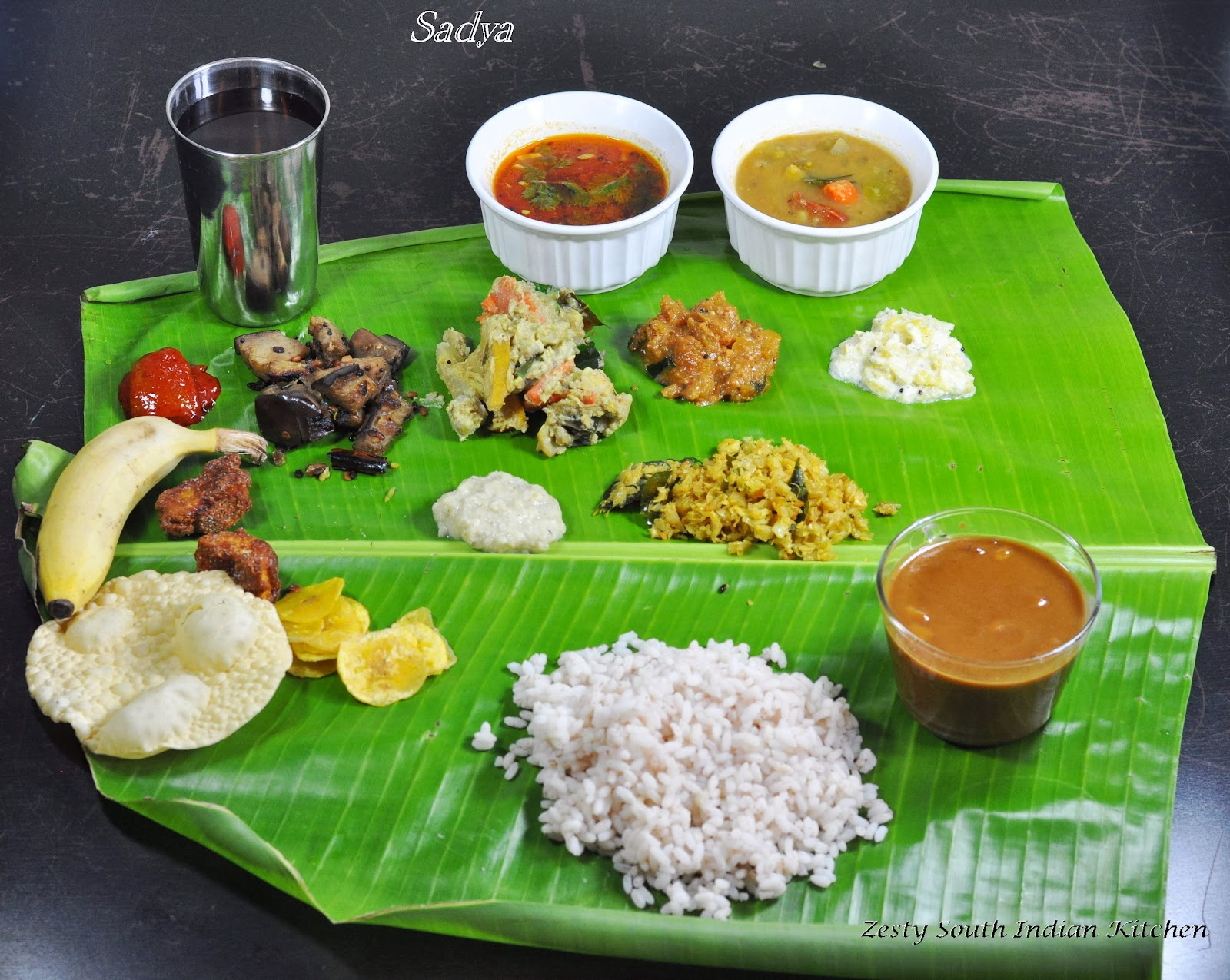 onam recipes zesty south indian kitchen onam recipes forumfinder Choice Image