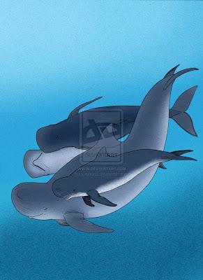 delfines prehistoricos Platalearostrum
