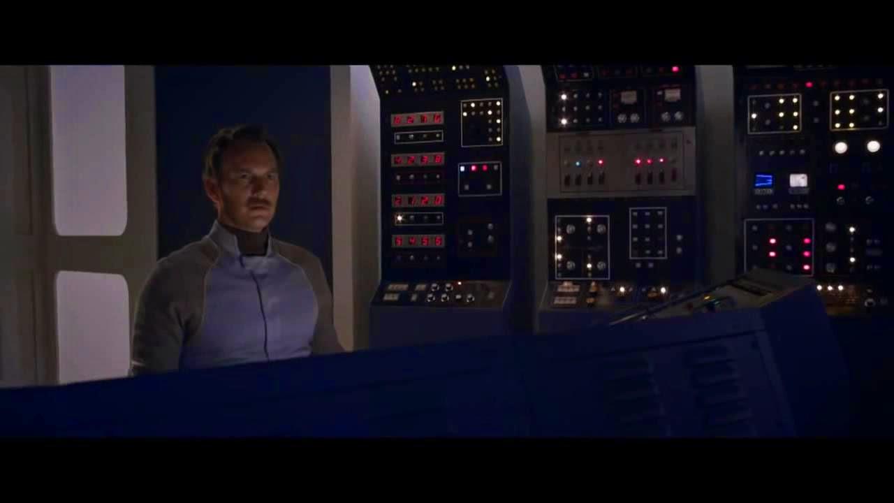 Space station 76 - paneles de control