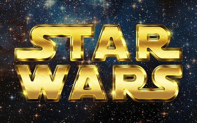 Cara Membuat Sebuah Efek Retro Star Wars Dengan Photoshop