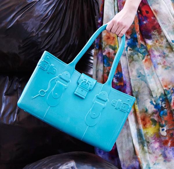 Model M. Aquamarine | Great Bag Co.