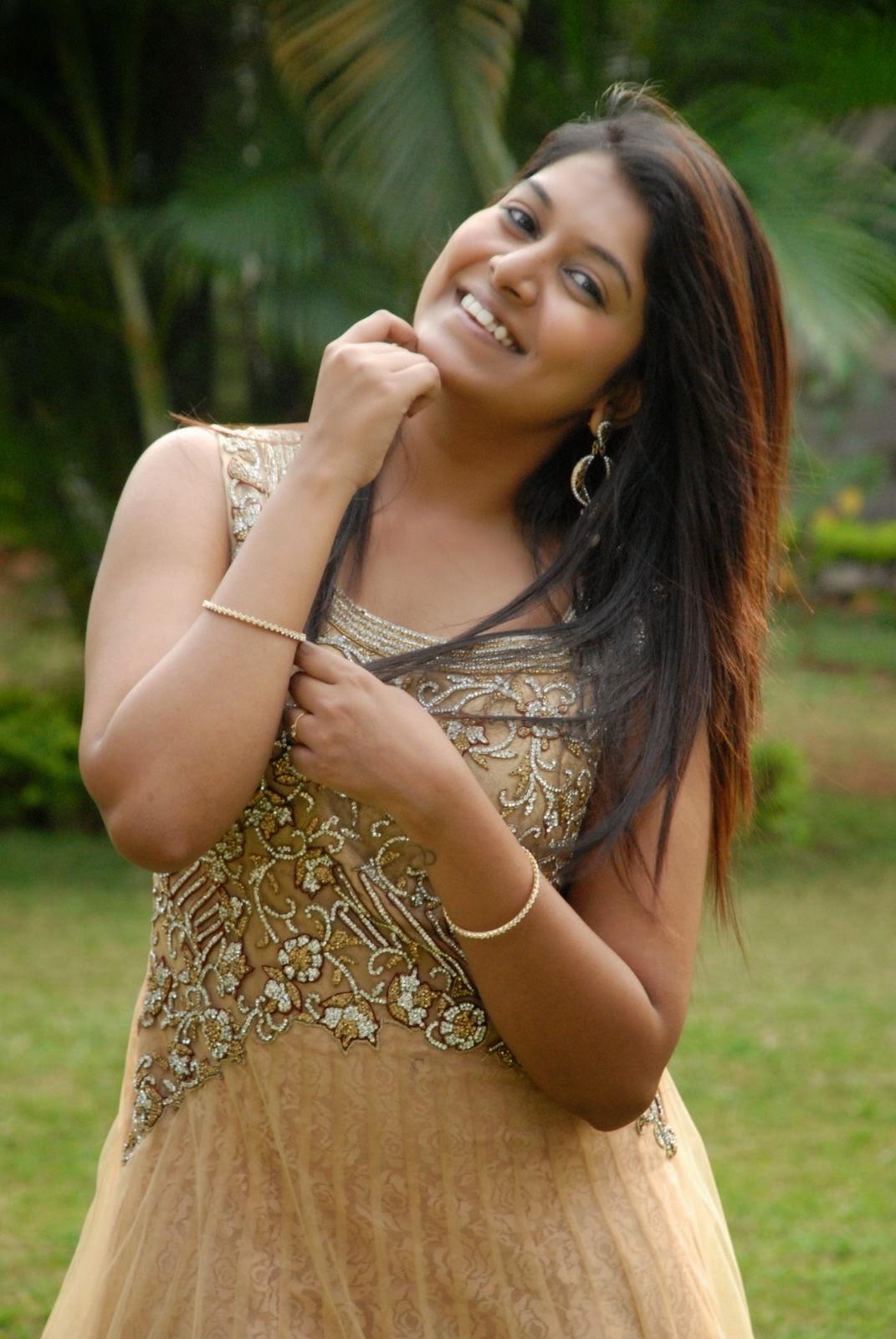 Kavya Kumar Latest Pics in Gown-HQ-Photo-15
