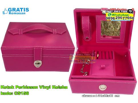 Kotak Perhiasan Vinyl Keisha