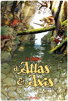 La Saga d'Atlas & Axis, tome 1