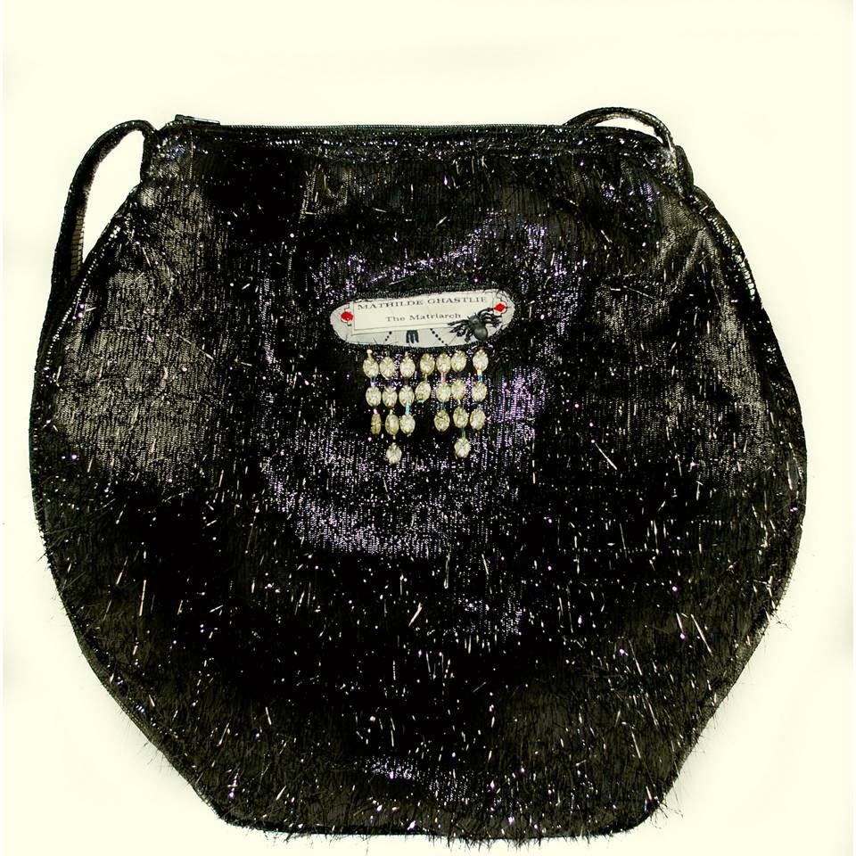 Ghastlie Witch Purse (Back)
