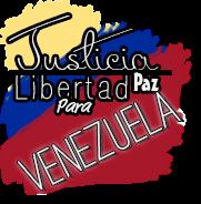 Justicia, Libertad y Paz para Venezuela