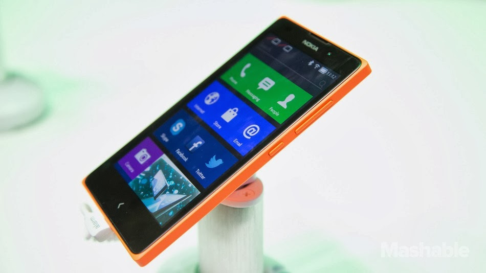 Harga Nokia X Android