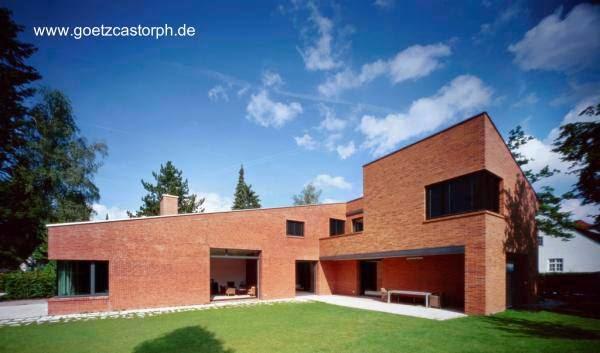 Fondos de residencia contemporánea en Munich