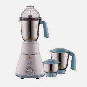 Amazon1; Buy Bajaj GX 11 Mixer Grinder 750W Rs. 2039 (HDFC Cards) or Rs. 2266