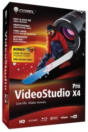 Corel VideoStudio Pro X4 v14.1.0.150 Multilingual + Serial