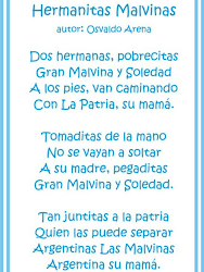 Poesía a Malvinas