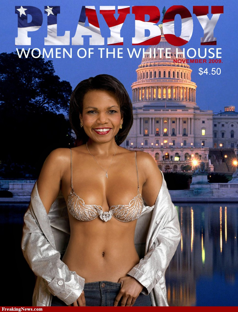 What is the sexual orientation of Condoleeza Rice?