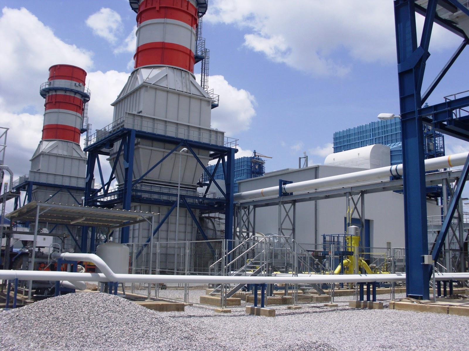 Truely Naija of Geregu phase 2 gas turbine power plant