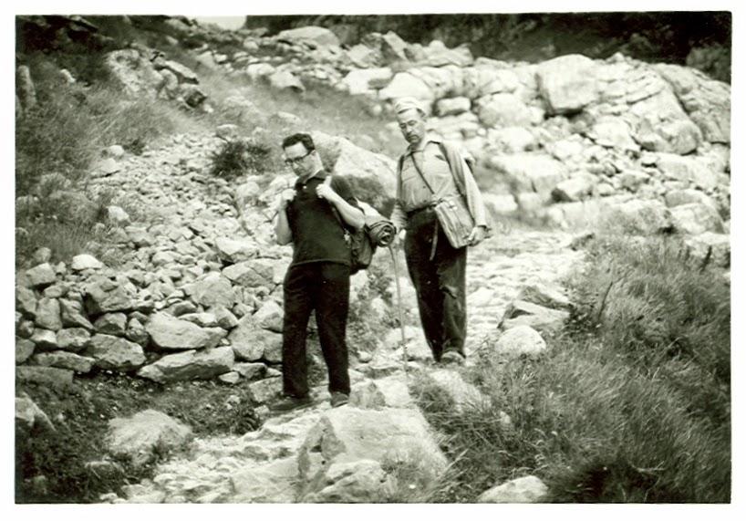 Parque nacional de los picos de europa manuel la nz en for Anales del jardin botanico de madrid