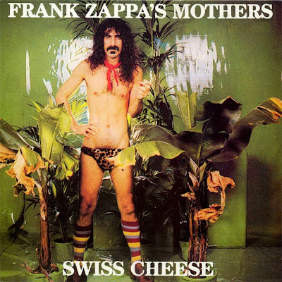 Smoke on the Water, Montreux by angi. Frank+Zappa+-+Front+II