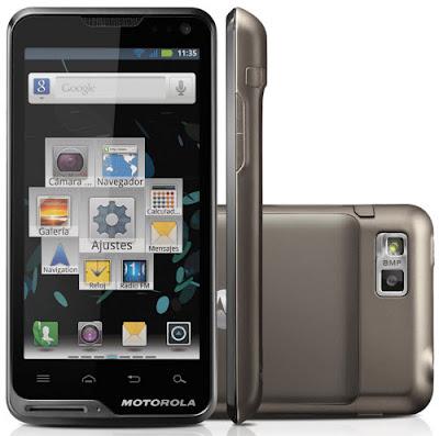 Motorola ATRIX TV XT687 complete specs and features