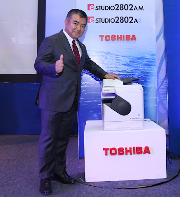 Toshiba launches two A3 monochrome Multi-Function Printer (MFP) models in India at a starting price of Rs. 35000