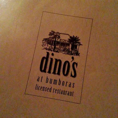Dino's Restaurant Bumboras Norfolk Island - Coeliac Friendly Restaurants
