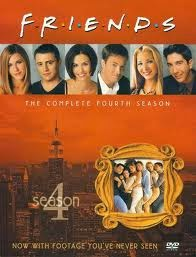 Assistir Friends 4 Temporada Dublado e Legendado