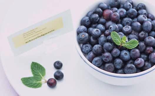 Manfaat Blueberry dari Kandungan Gizi