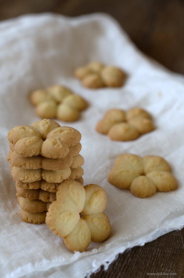pasta sablée - frollini