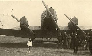 Luft Hansa Junkers G-24-3m.