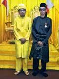 YAM Dato' Undang Wilayah Naning Melaka ke-19