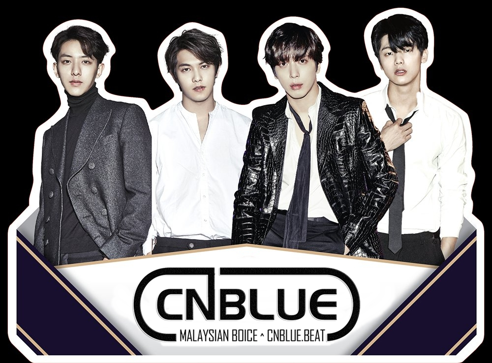 CNBLUE.BEAT : A Home For Malaysian BOICE