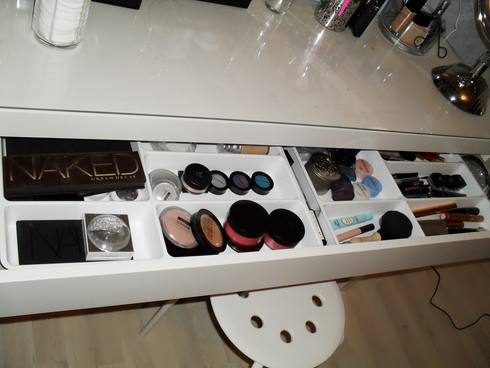 My Little Make Up - Blog de Beauté: Rangement et ...