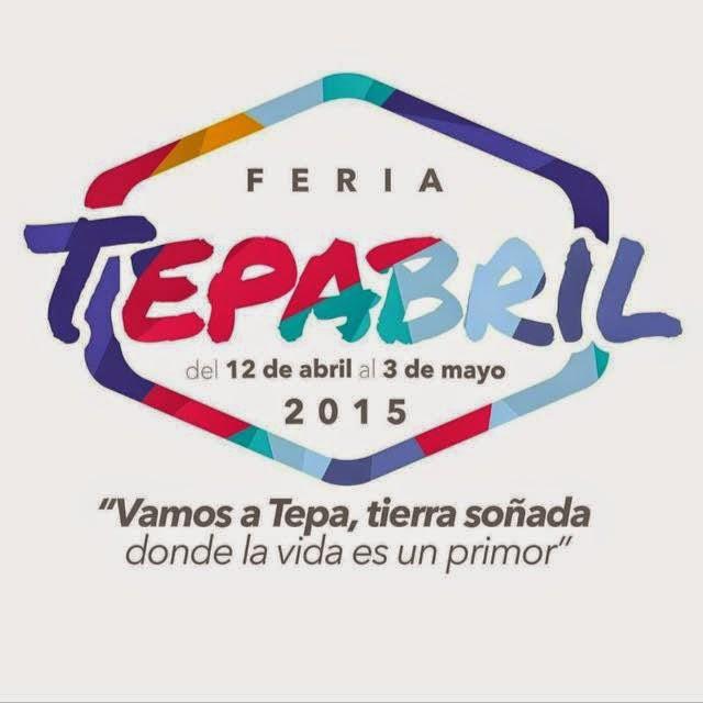feria tepabril 2015 palenque artistas