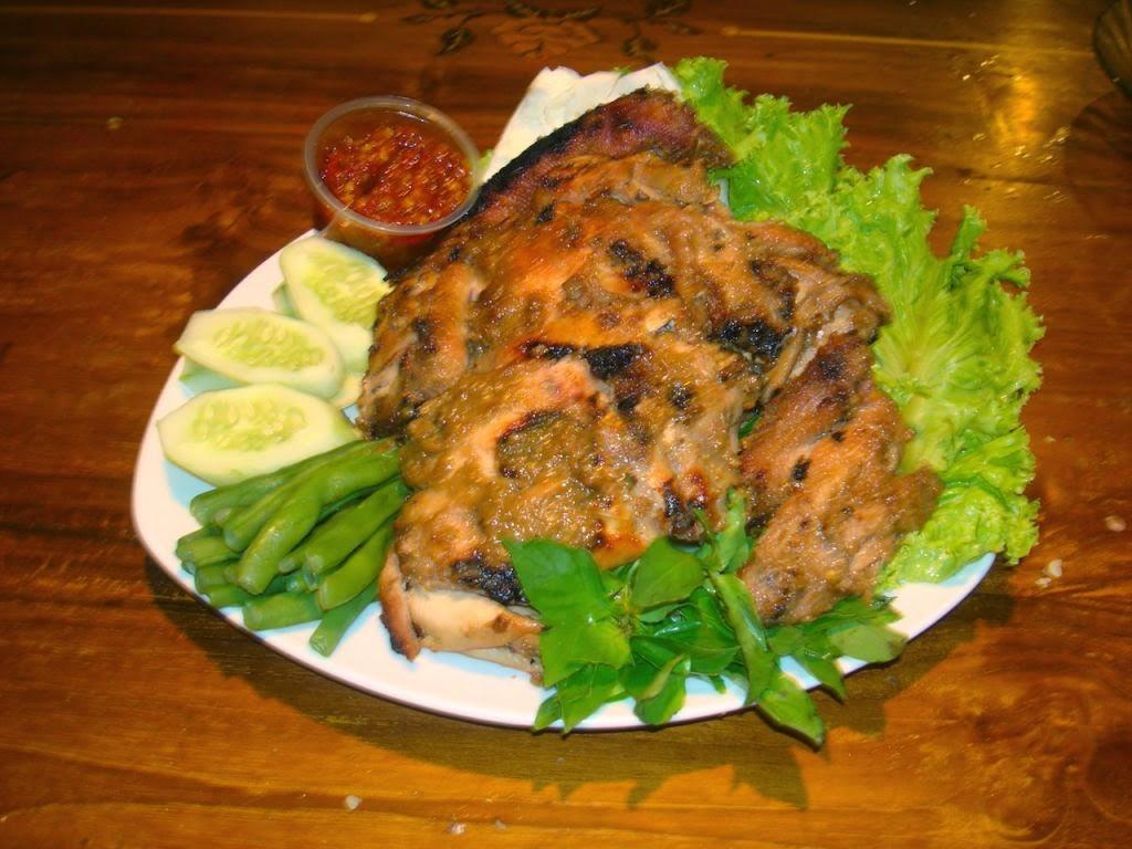 Resep Ayam Panggang Klaten