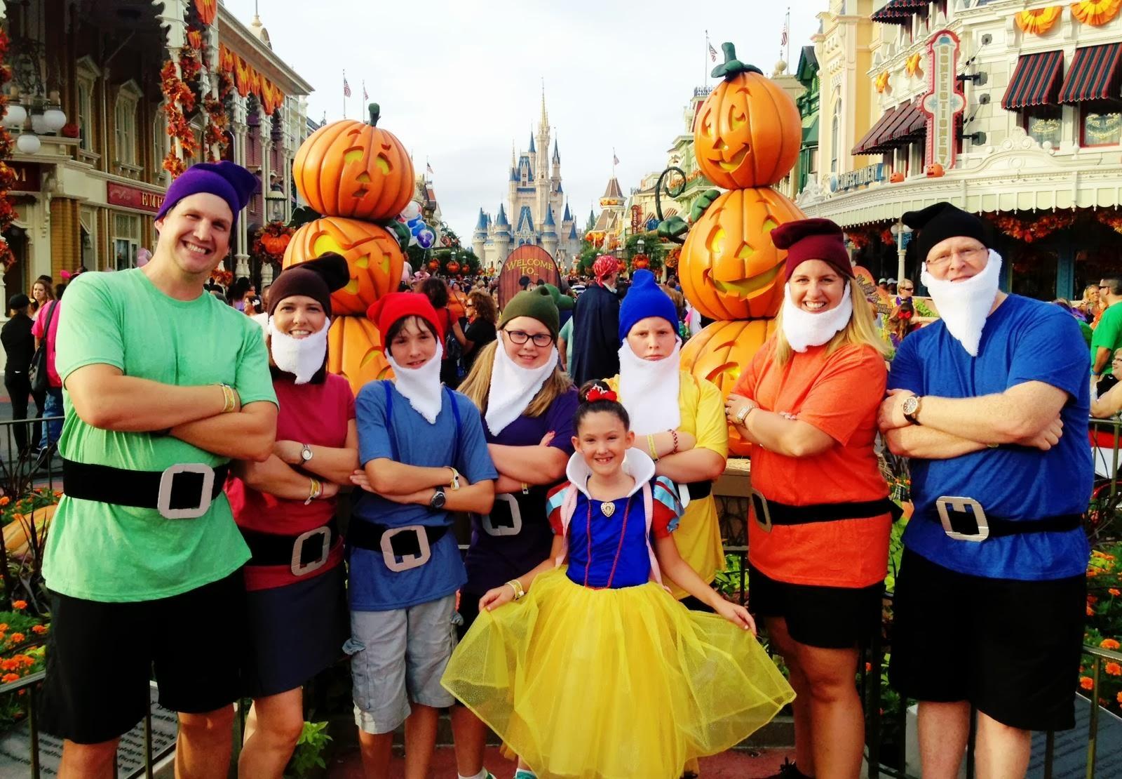 13 Disney Nights of Halloween #4 Disney Costumes | Adventures in ...