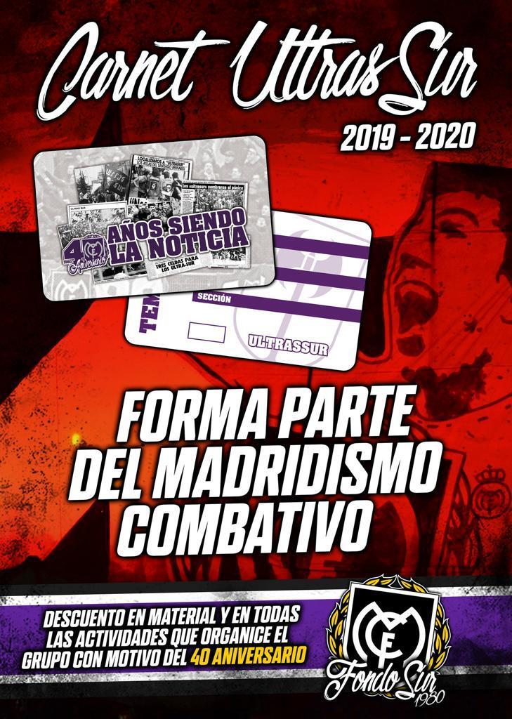 Carnet 2019 / 2020