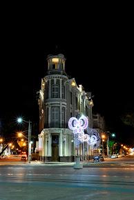 Prédio Centro Cultural Santander