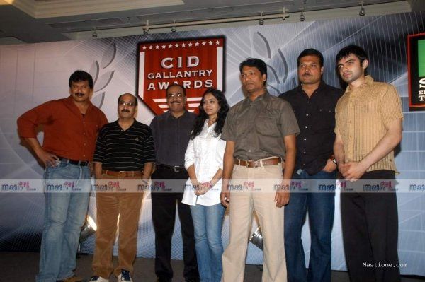 Two CID officers accused of crime on Sony TV's CID